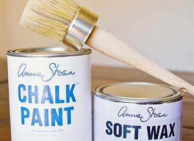Chalk Paint and Wax