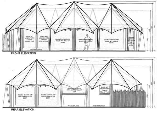 Tent Elevation