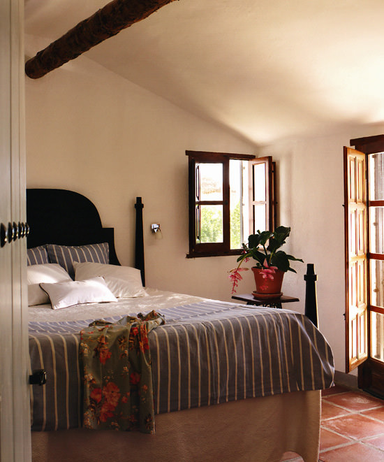El Carligto Villa Bedroom