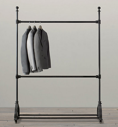 Vintage Tailor's Rack by Restoration Hardware