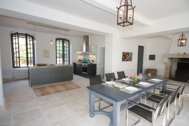 Vacation Rental in St. Remy, France