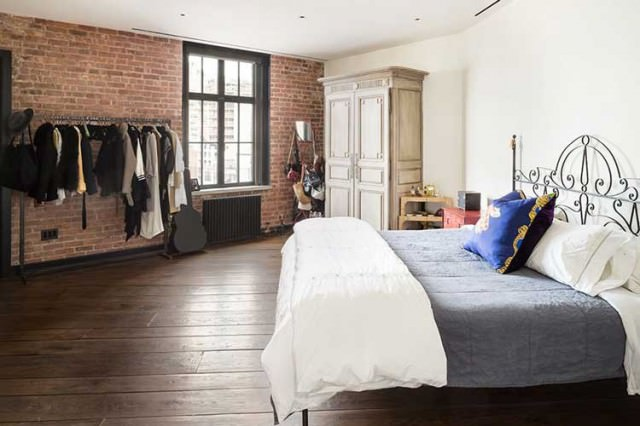 Sofo Loft for rent by Kirsten Dunst