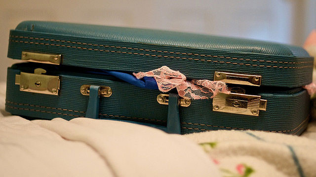 One suitcase per guest