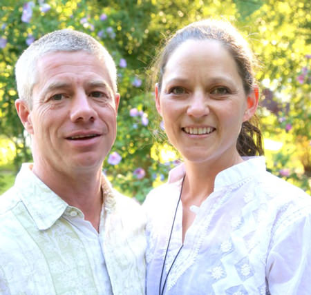 Tim Snowber and Robin Wallace
