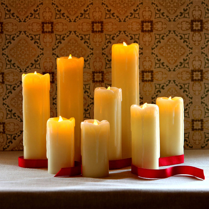 faux-candles