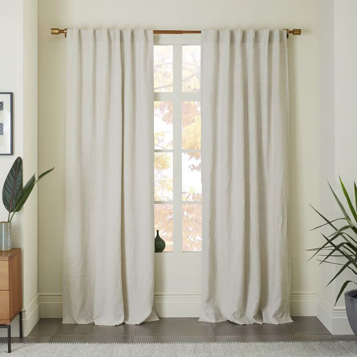 vacation rental curtains 1 chic retreat