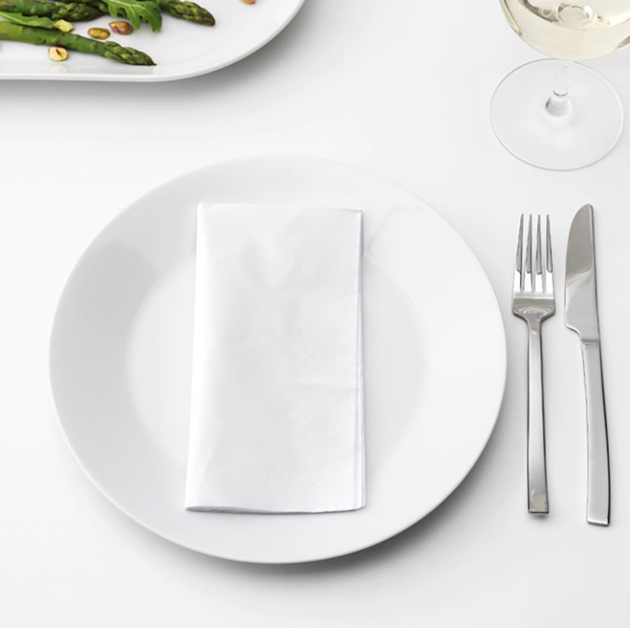 1 Chic retreat napkin